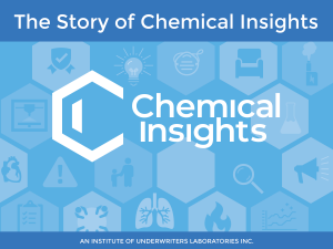 Click on the image to watch a 5-minute interactive story about Chemical Insights.