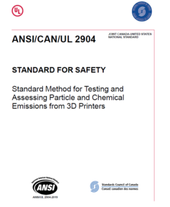 ANSI/CAN/UL 2904 Cover